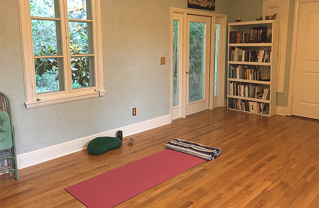 White Egret Yoga Studio